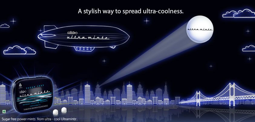Spread ultra-coolness in a #stylish way with #Ultramintz.