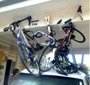 Roof Racks And Bike Carriers Which Is Best Bike Roof Rack