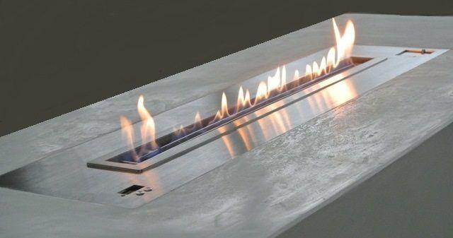 Ethanol Kamin Mit Fernbedienung AFIRE Https://www.a Fireplace.com