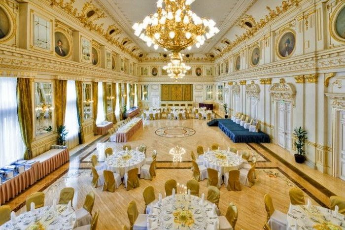 Corinthia Hotel Ballroom Hotels In Budapest Budapest