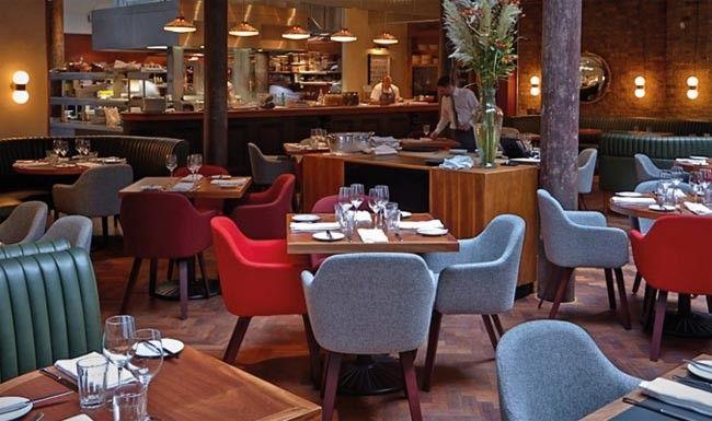 Merchants Tavern, restaurant - Shoreditch, Clerkenwell - 36 Charlotte Road, London EC2A 3PG
