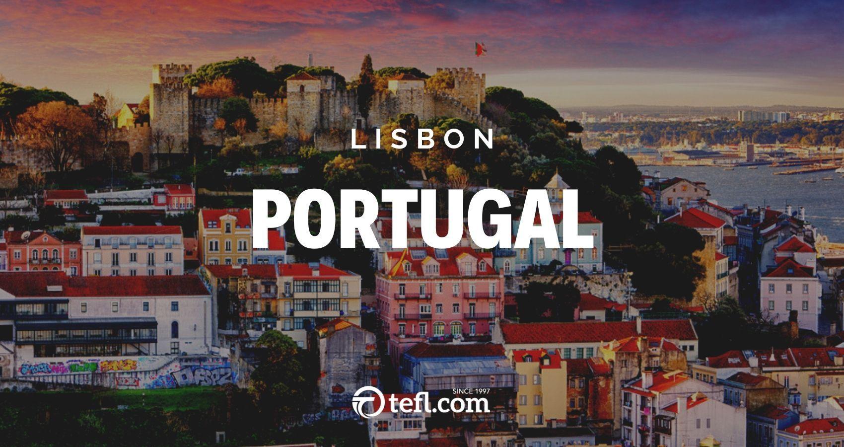 Portugal Lisbon QUALIFIED ENTHUSIASTIC EFL TEACHERS