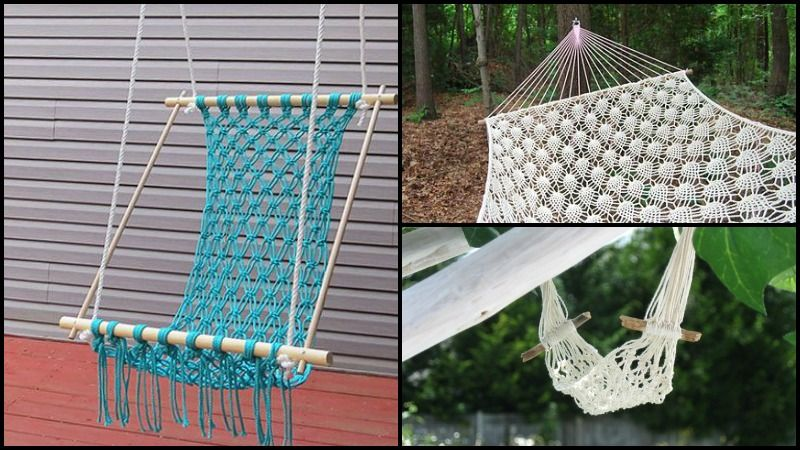 hammock chair how to make a paracord laced hanging pallet chair   the owner      rh   pinterest