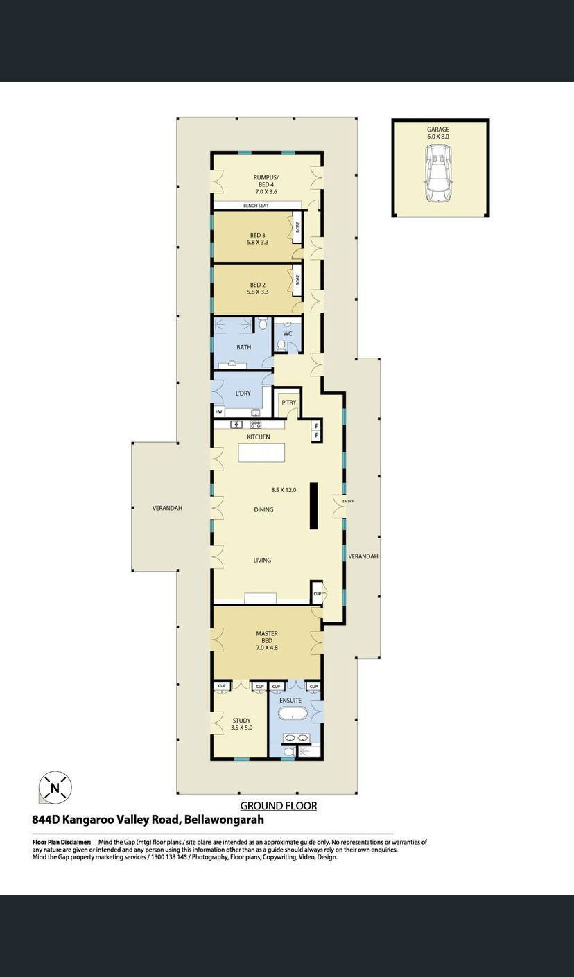 Address Available On Request Bellawongarah Nsw 2535 Property Details House Plans Property House