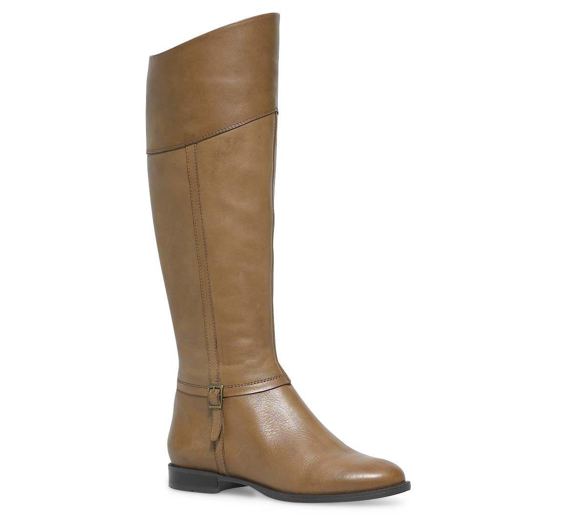Cavalière cuir camel - Bottes - Chaussures femme   Boulot wardrobe ... 98c11eefc9a3