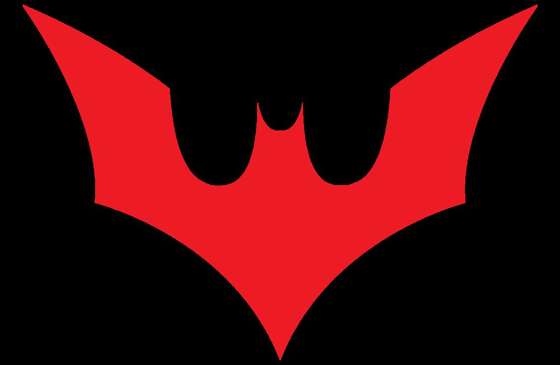 Batman Beyond Logo By Machsabre On Deviantart Batman Logo Tattoo Batman Logo Printable Batman Logo