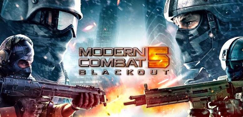 Modern Combat 5 Blackout MOD 3.3.0g MC5