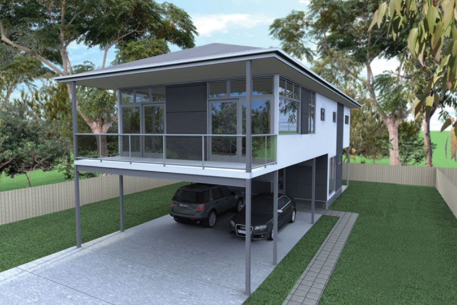 Architect Designed Modular Homes Painting