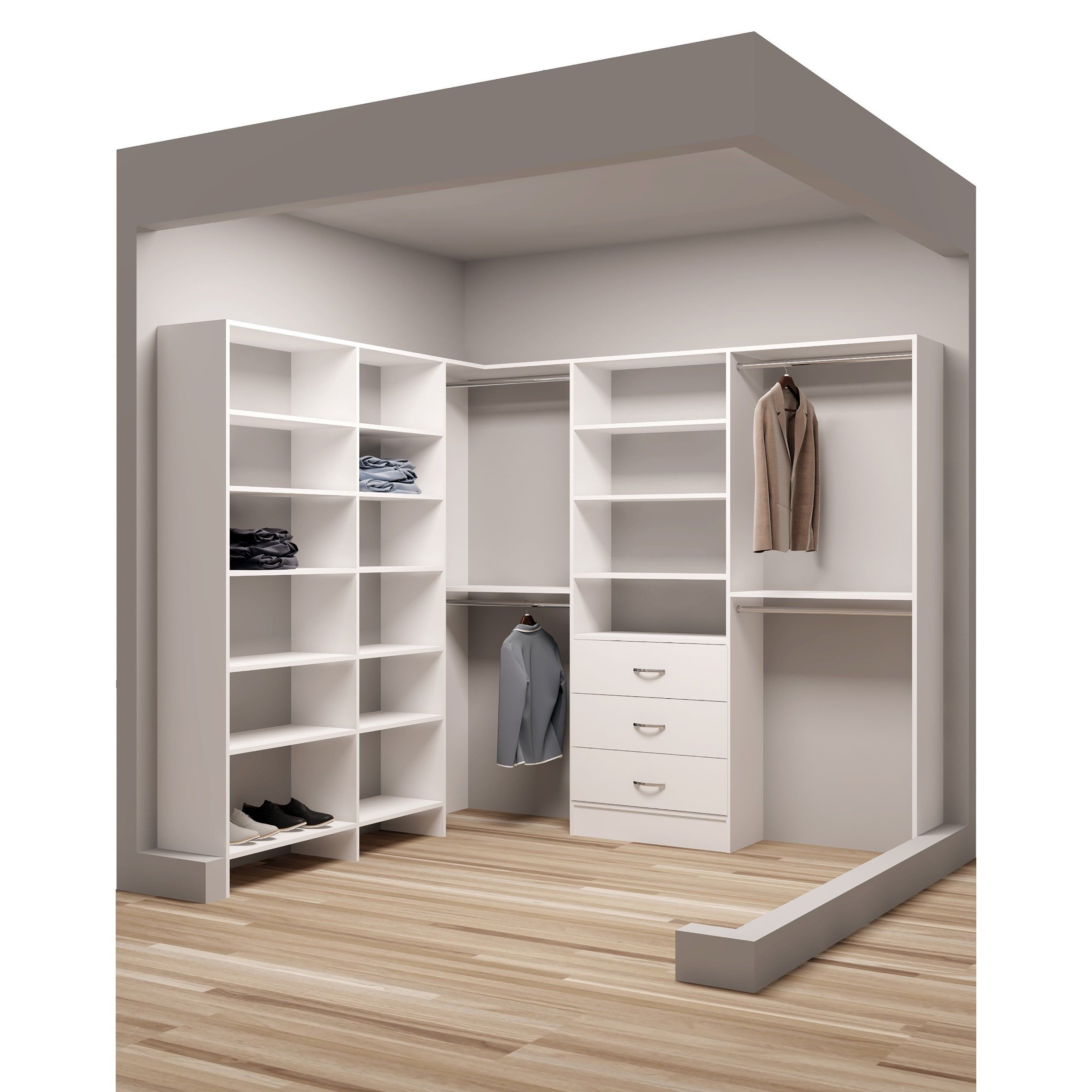 Overstock Com Online Shopping Bedding Furniture Electronics Jewelry Clothing More Closet System Closet Organizing Systems Closet Planning