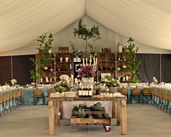 Decoraci n r stica para bodas deco boda rustica it 39 s for Decoracion mesa rustica
