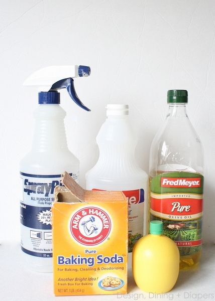 Natural Kitchen Sink Cleaner | Kitchen sink cleaner ...
