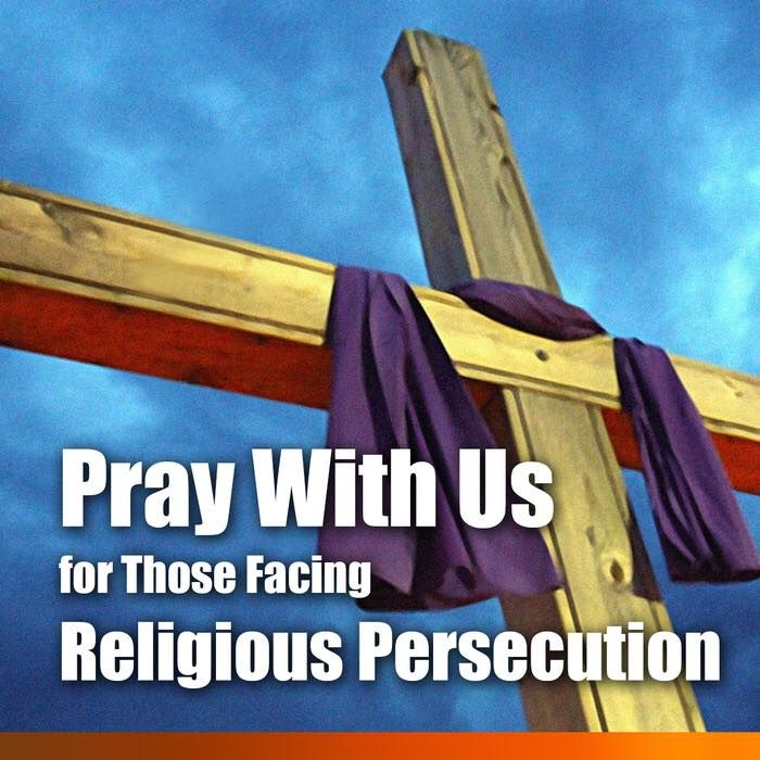Let us use this season to unite with our suffering brothers and sisters and pray for them and with them in a special way.