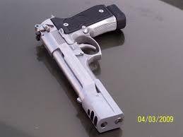 beretta 92 sgs compensator | Handguns List | Beretta 92