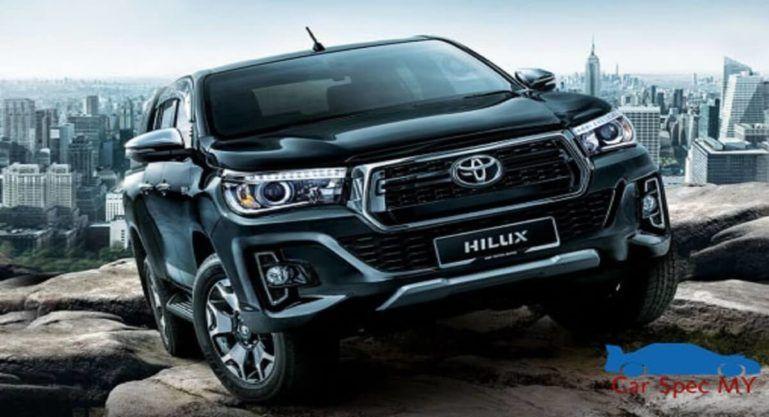 Pin On Toyota Hilux Malaysia