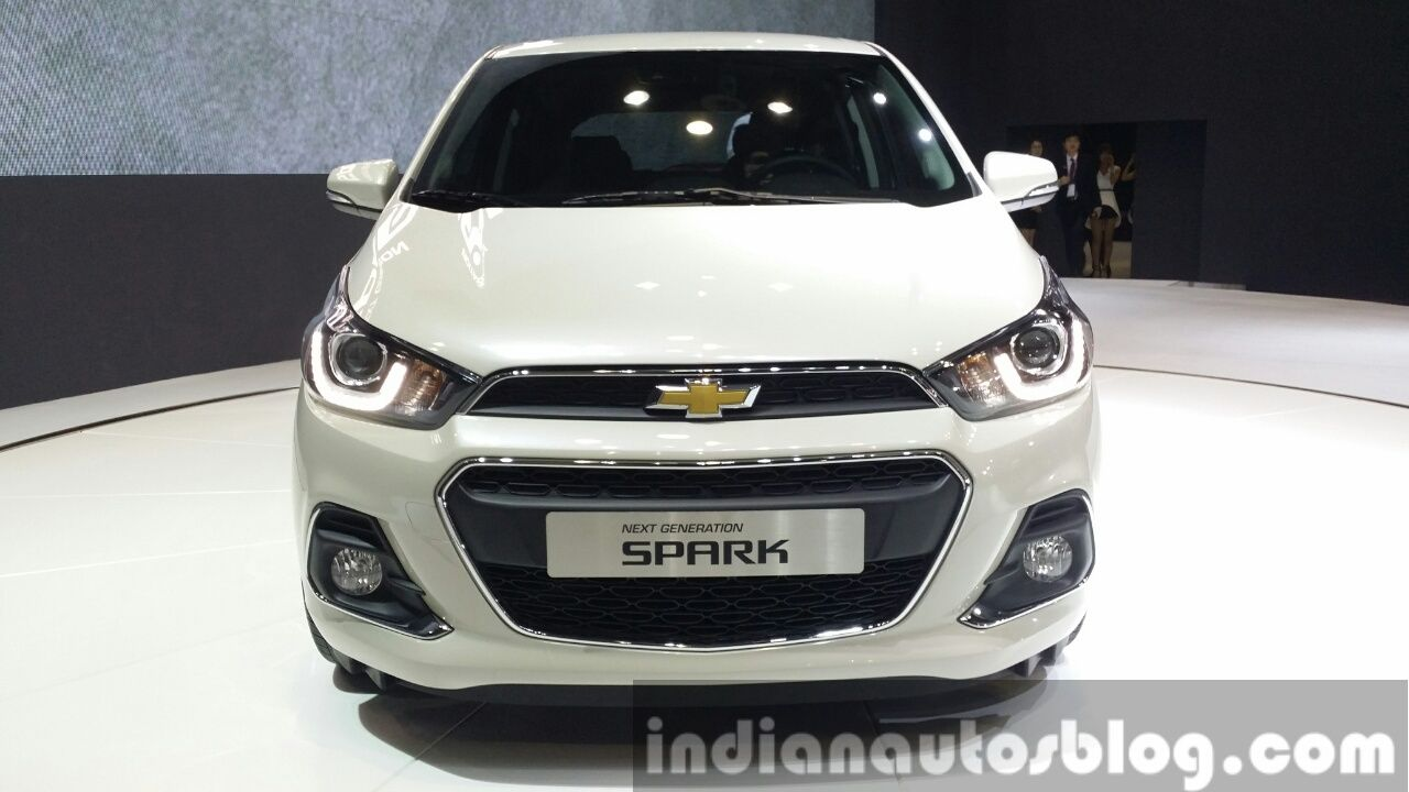 Next Gen Chevrolet Beat For India To Launch In 2017 Chevrolet