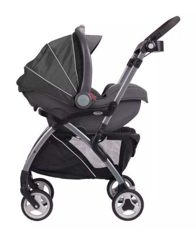 Brand new Graco Snugrider Elite Stroller Car Seat Carrier ...
