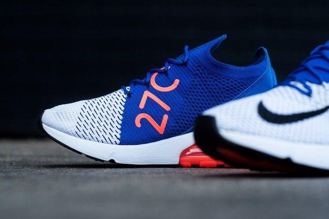 Siente cómo el Air te envuelve con las nuevas zapatillas Nike Air Max 270  Flyknit