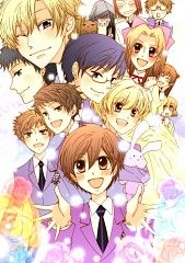 Ouran High School Host Club! ^-^ Tamaki, Haruhi, Honey, Mori