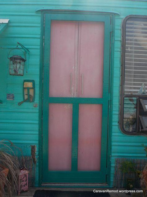 DIY RV Screen Door for $30.00