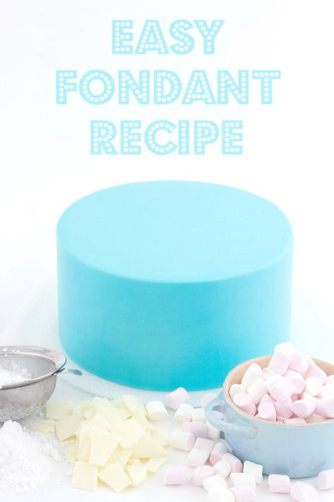 The Secret to Making Perfect Fondant in Just 15 Minutes!