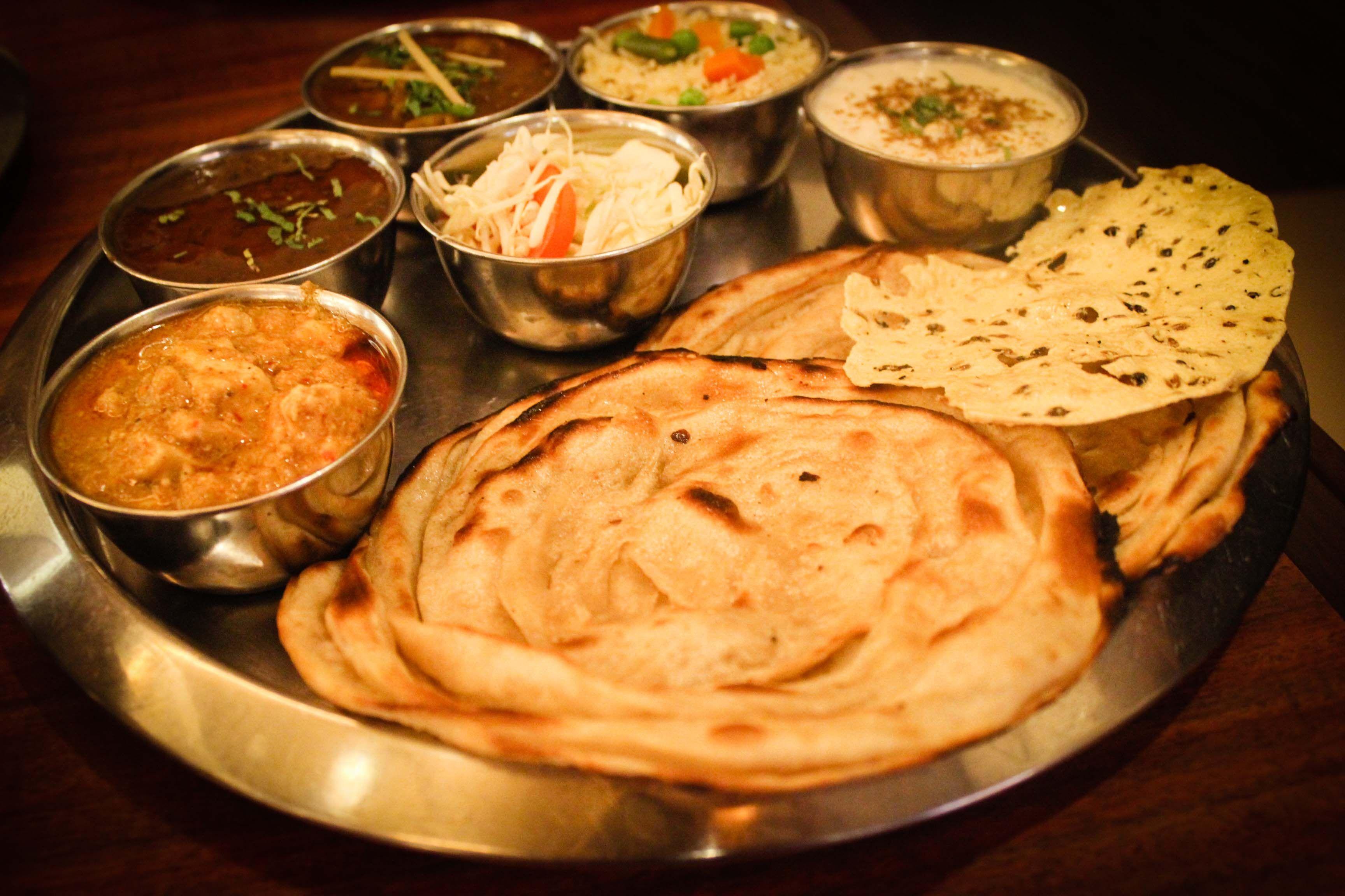 Bharawandadhaba the old famous dhaba in amritsar for Authentic punjabi cuisine
