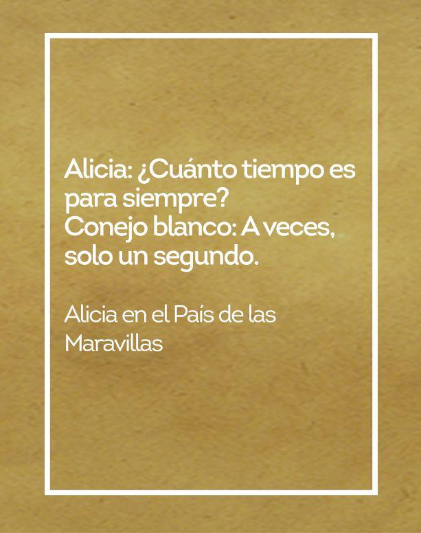 Alicia En El País De Las Maravillas Alicia Cuánto Tiempo