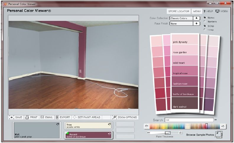 how to use benjamin moore s paint visualizer paint on benjamin moore exterior paint visualizer id=52700