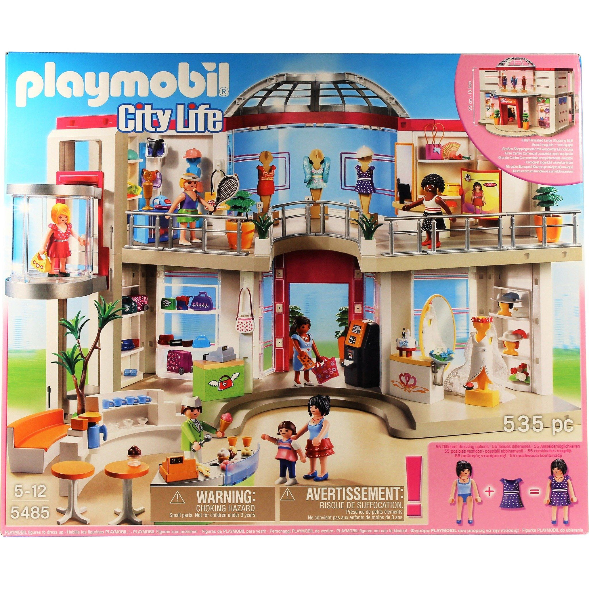 Playmobil 9266 City Life Modern House with Working Doorbell