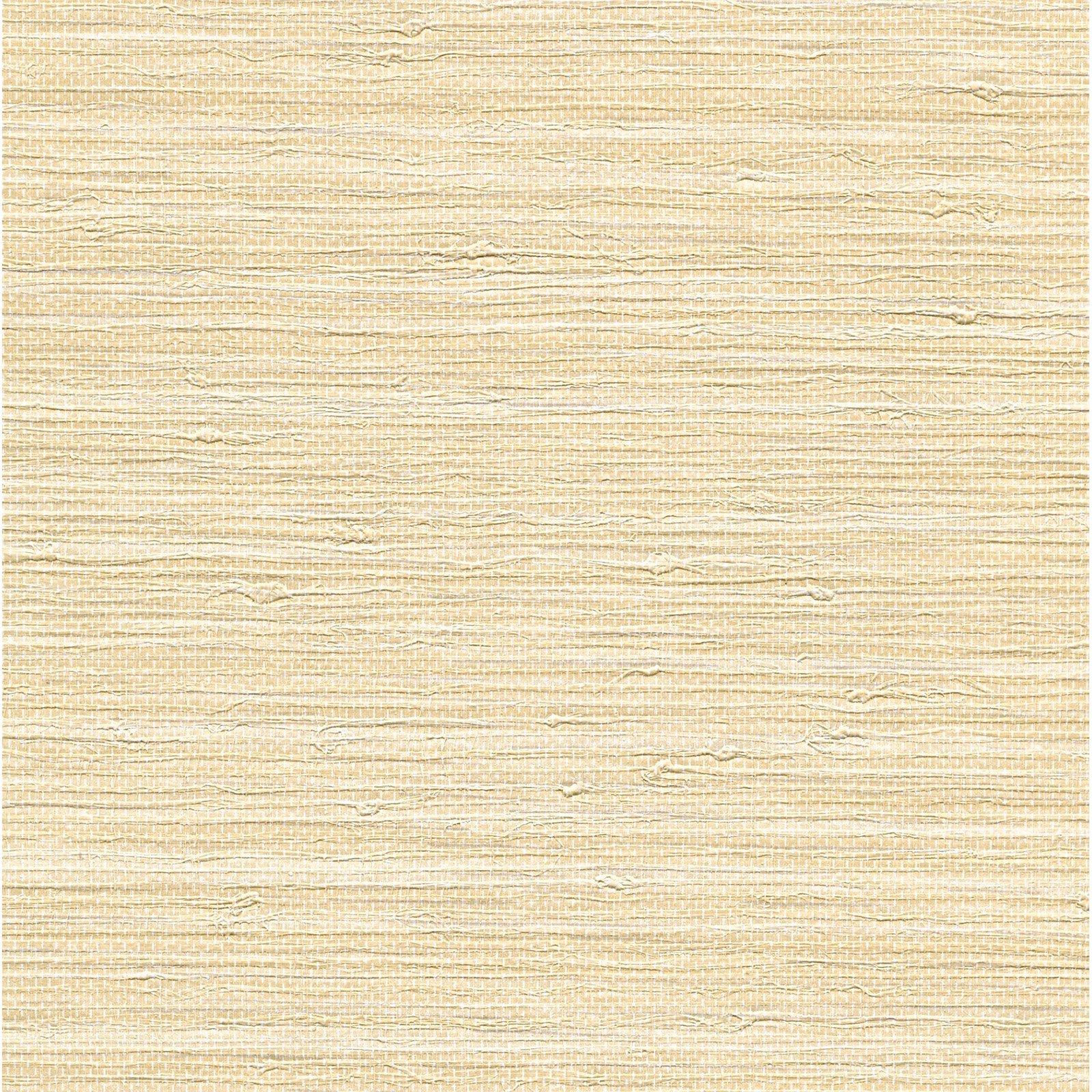 Warner Keisling Faux Grasscloth Wallpaper Birch