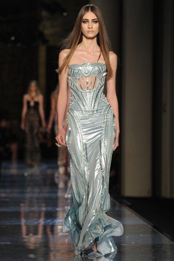 Bustierkleid Atelier Versace | abiti donna | Atelier versace ...
