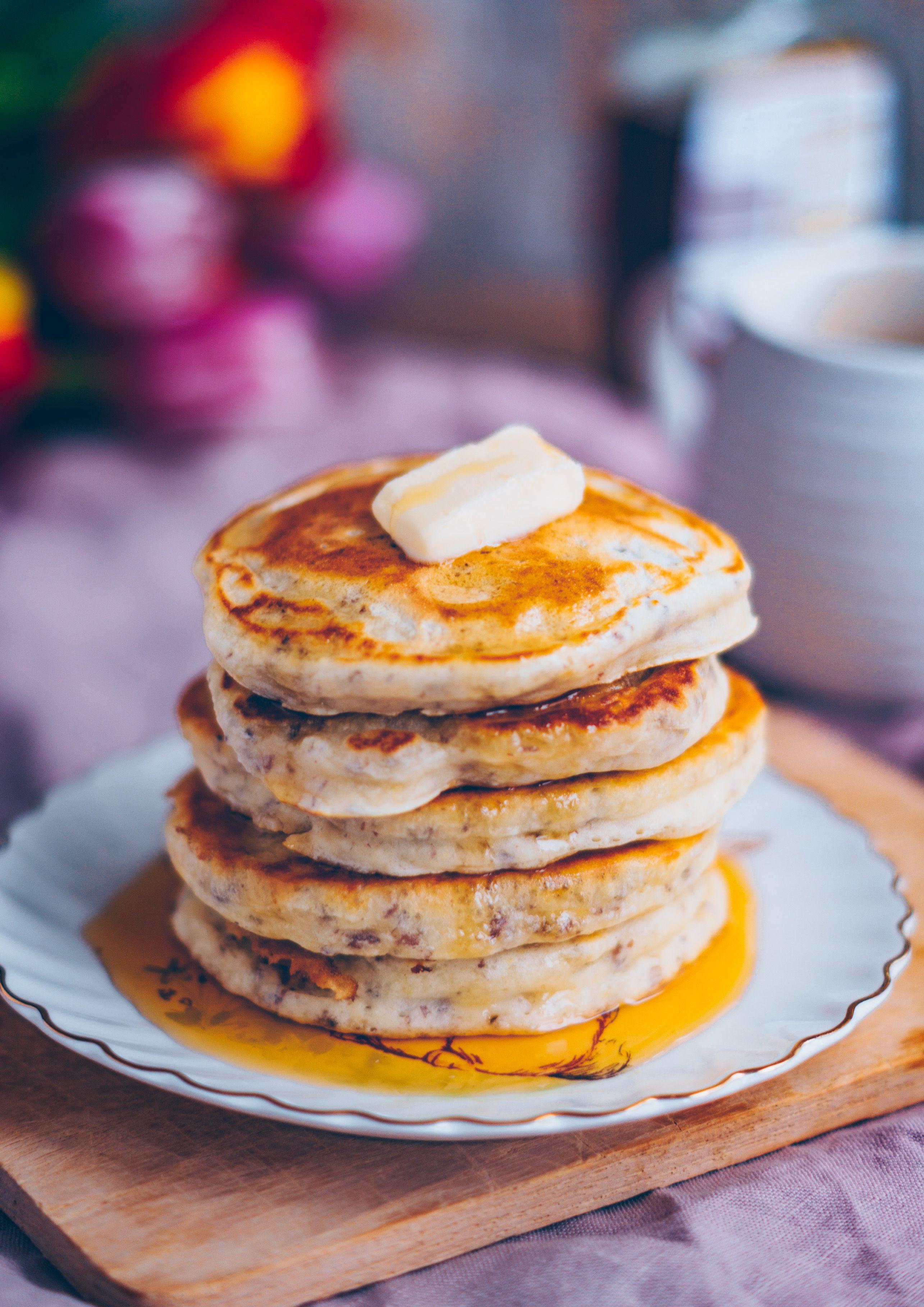 Pfannkuchen Mix Rezept Einfach Und Schnell Klara S Life Recipe In 2021 Pancake Mix Recipe Basic Pancake Mix Basic Pancake Mix Recipe