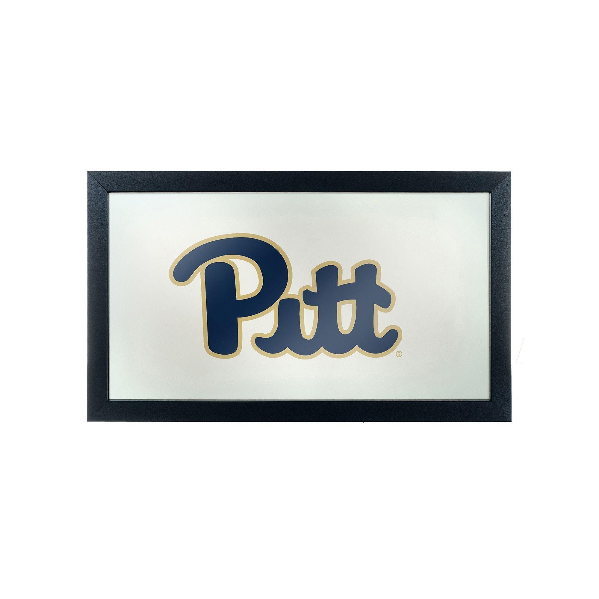 Pitt Panthers Framed Logo Wall Art   Pinterest   Pitt panthers ...