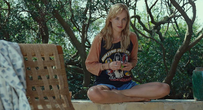New A BIGGER SPLASH Clips, Featurettes, Pictures and Poster (con ...