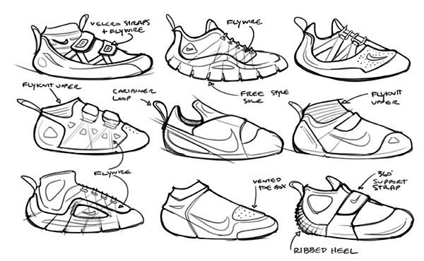 Nike Free Climb Concept on Behance by Jim Tirone