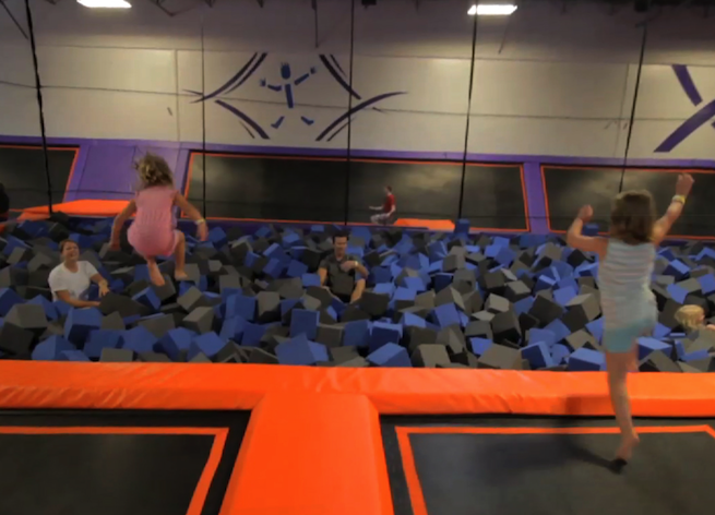 A New Place Is Giving Locals A New Reason To Jump Altitude