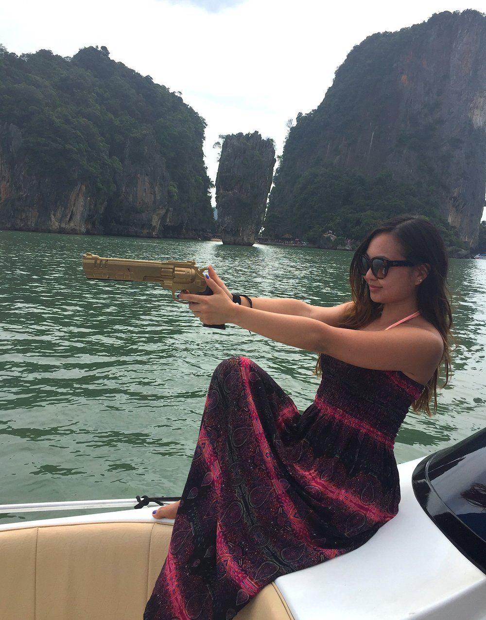 Pin By Em Ho On Travel James Bond Island Thailand Phuket
