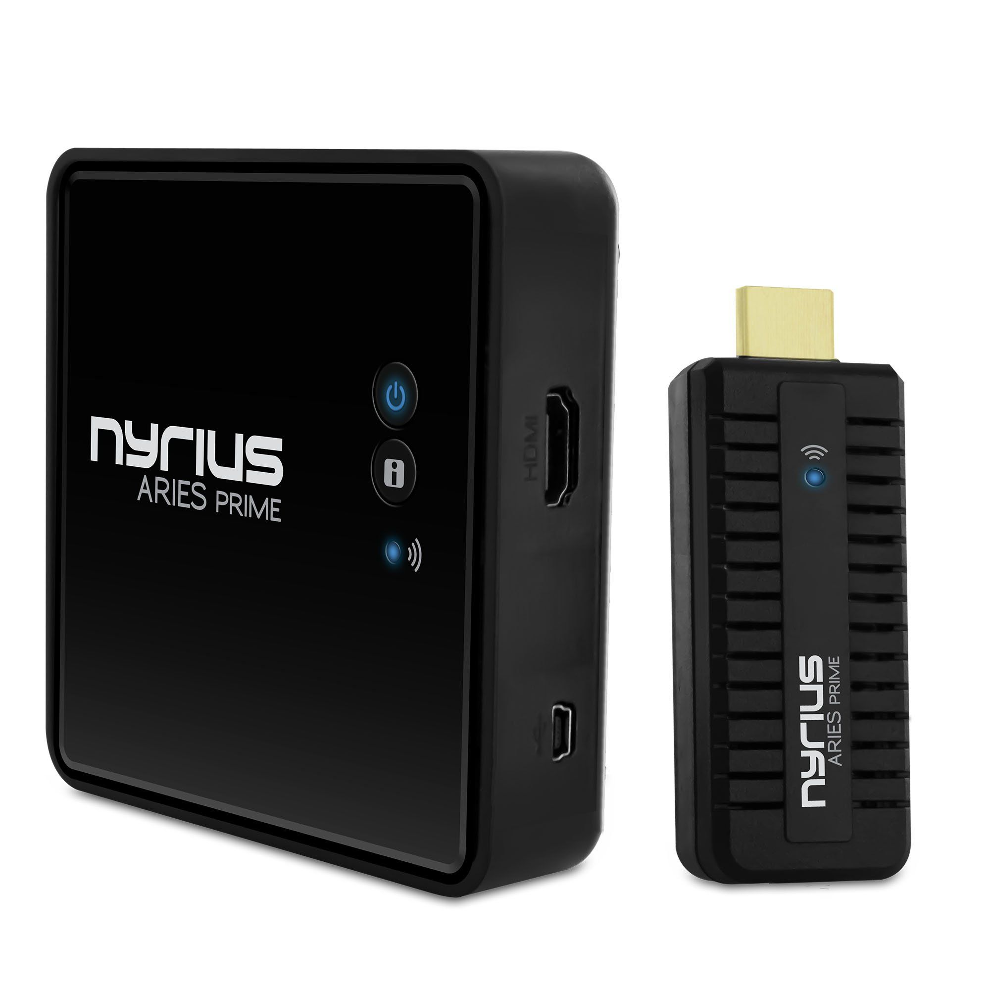 Nyrius ARIES Prime Wireless Video HDMI Transmitter