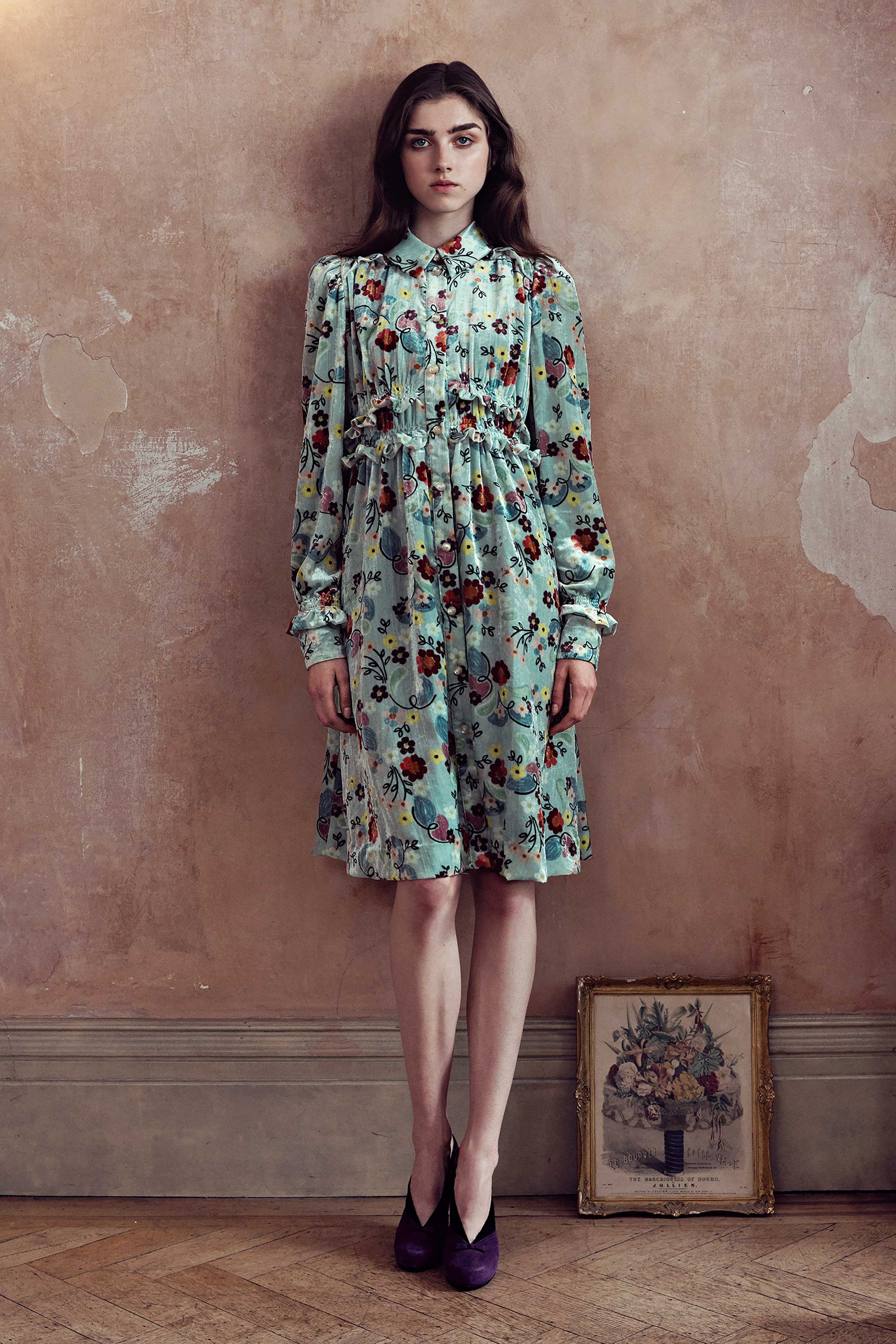 Orla Kiely SpringSummer 2019 Collection – London Fashion Week pics