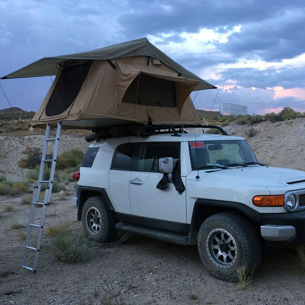 "Tuff Stuff® ""Delta"" Overland Roof Top Tent, 2 Person"