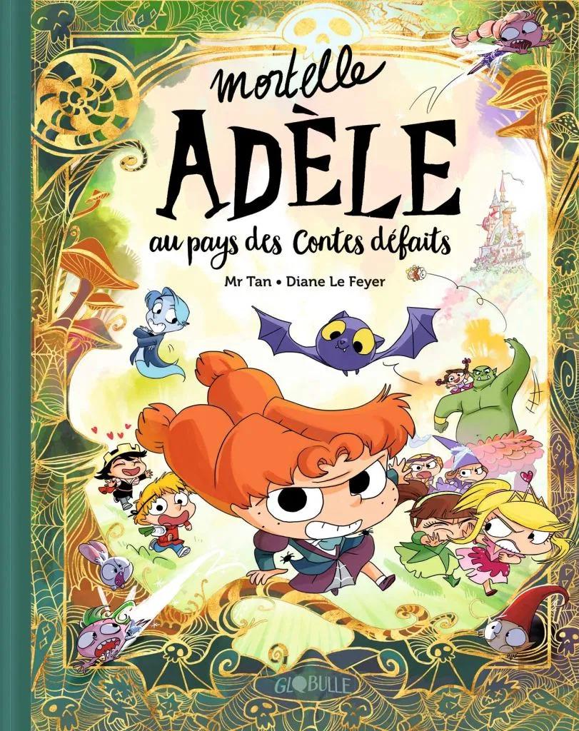 Mortelle Adele Au Pays Des Contes Defaits Adele Conte Telechargement