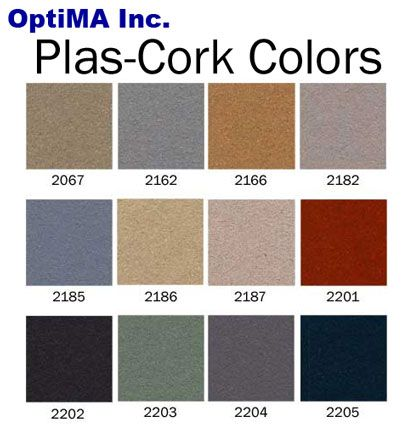 Colored Cork Board Material For The Walls Cork Tiles