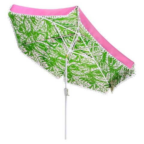 Lilly Pulitzer for Target 9' Patio Umbrella - Boom Boom - Lilly Pulitzer  For Target - Patio Umbrellas Target Our Designs