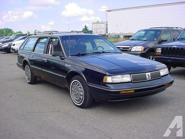 1994 Oldsmobile Cutlass Ciera Cruiser S Oldsmobile Oldsmobile Cutlass Station Wagon