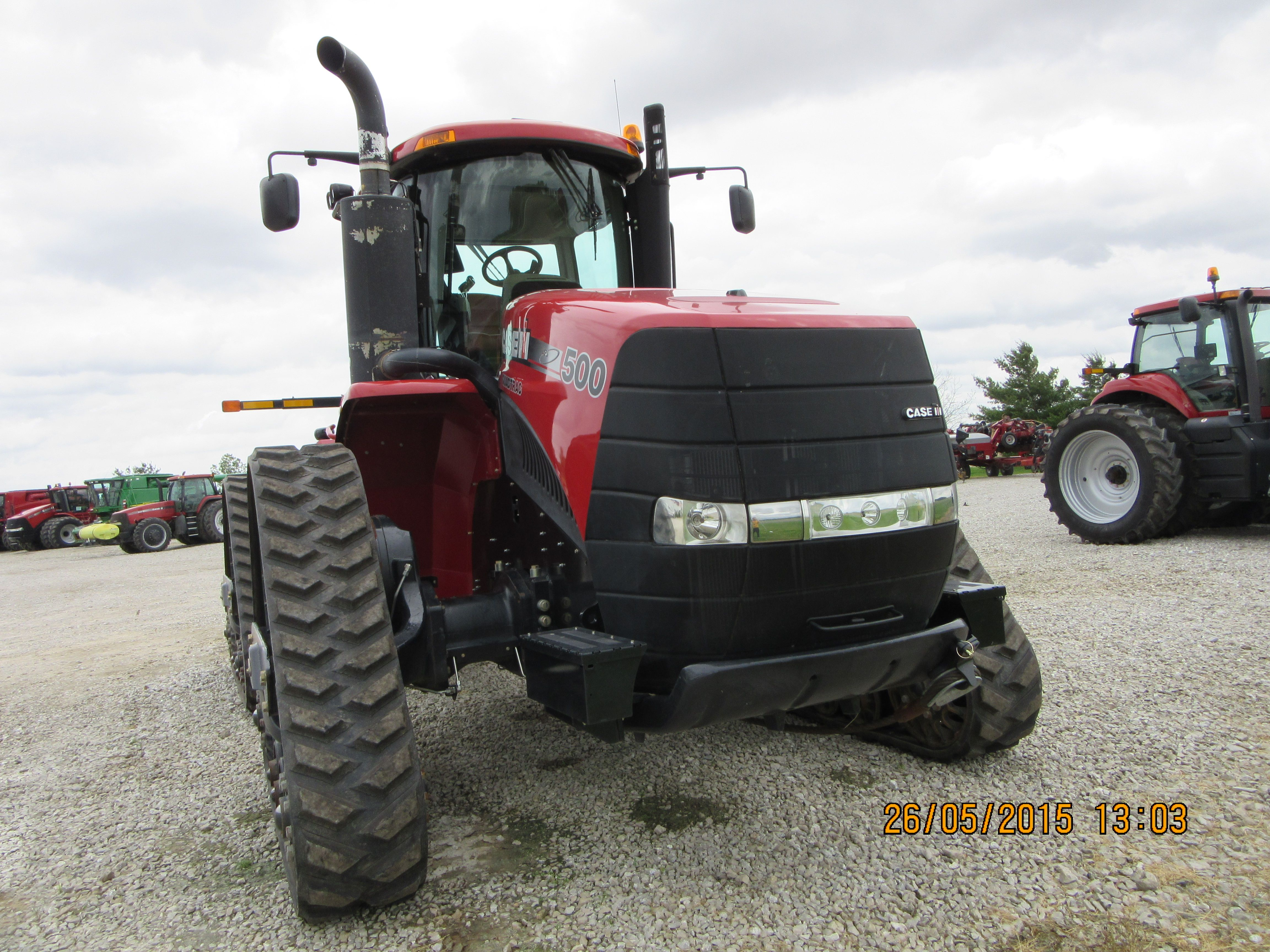 500hp CaseIH Steiger Rowtrac 500 Farm toys, Tractors