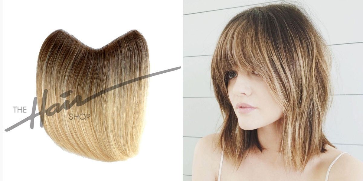 Fake Bangs Hairstyle Glamorous This Is The Secret To Lucy Hale's Fake Bang Look  Fake Bangs Lucy