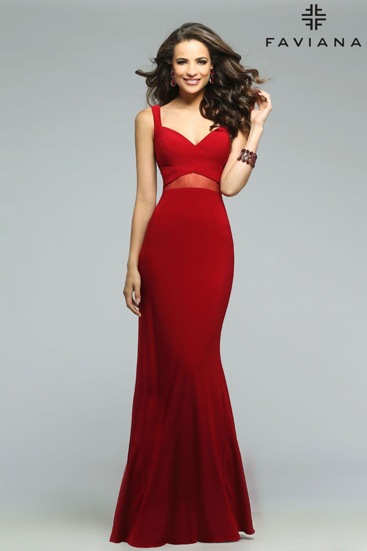 f2c9a0c22 Los vestidos rojos ademas de lindos,solo sexys❤ | ami | Egresados ...