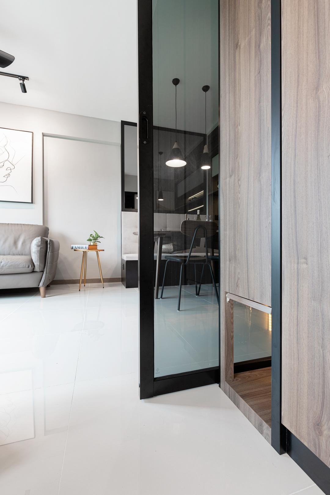 Modern Hdb Decor: Bukit Batok Avenue 6, The Makers Design Studio