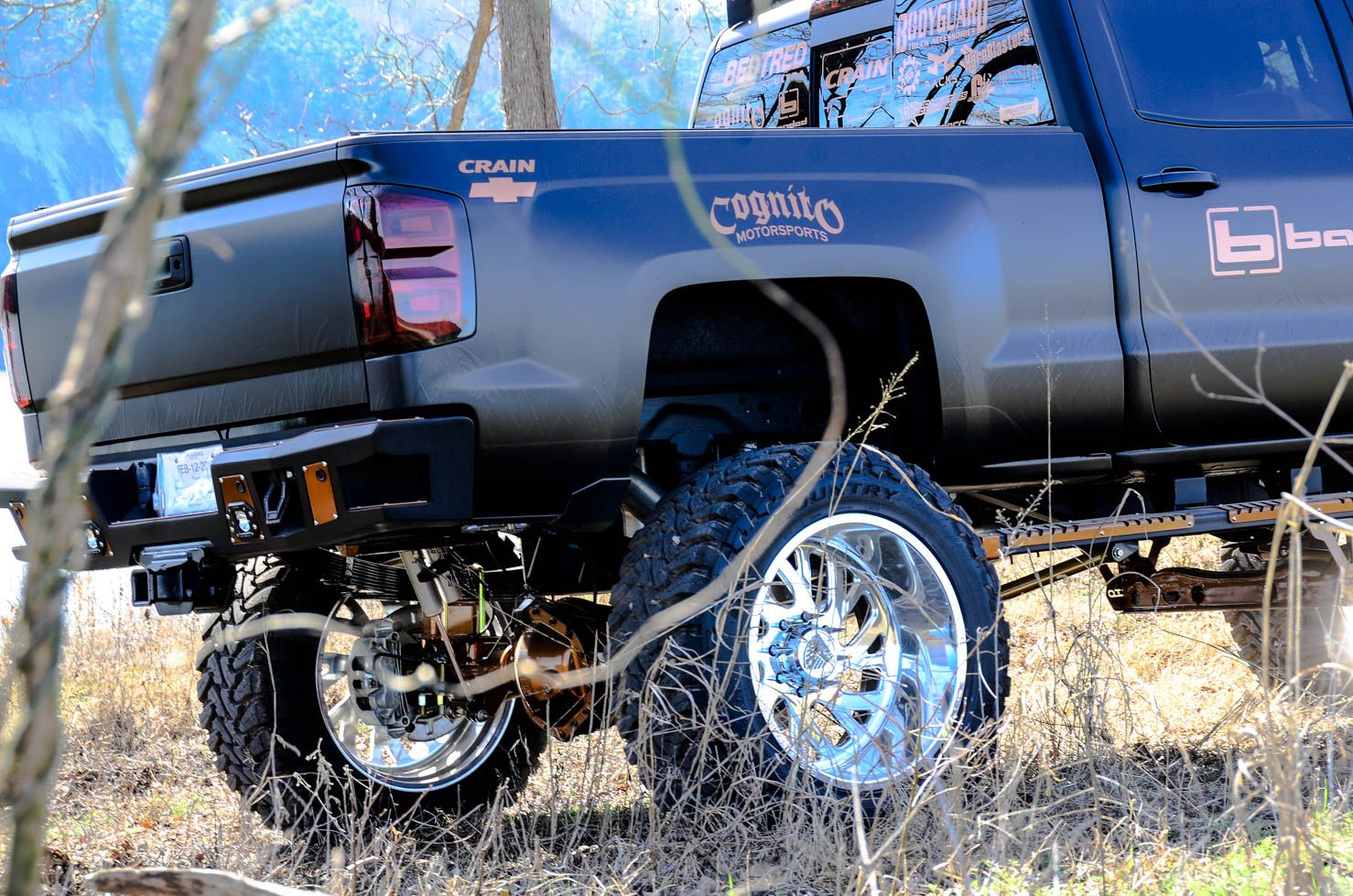 All Chevy chevy 2500hd wheels : 2016 SEMA Build. 2016 Chevrolet 2500HD. Specialty Forged wheels ...