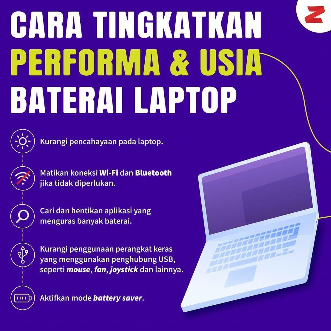 Cara meningkatkan performa laptop,pinterest