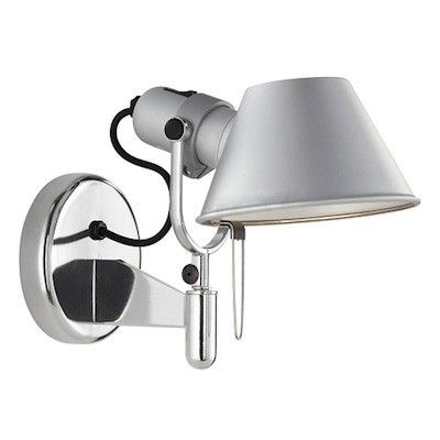 Design Sleuth The Tolomeo Light Takes A Turn Remodelista Tolomeo Wall Lamp Wall Sconce Lighting Wall